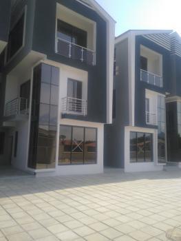 Pleasurable Serviced 4 Bedrooms Terraced Duplex with Bq, Jabi, Abuja, Terraced Duplex for Rent