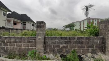 Well Located Two (2) Plots of Residential Land in an Estate, Ivory Heights Estate, Shell Cooperative, Eliozu, Port Harcourt, Rivers, Residential Land for Sale