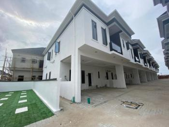 Serviced 4 Bedroom Terrace Duplex, Off Orchid Road By 2nd Toll Gate, Lekki, Lagos, Terraced Duplex for Rent