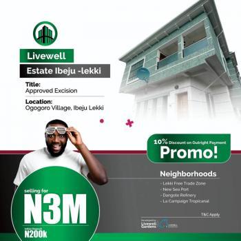 Livewell Estate, Ibeju Lekki, Lagos, Residential Land for Sale