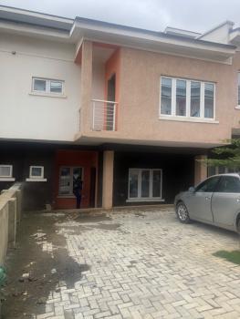 Luxury Four Bedroom Terrace Duplex, Road112, Life Camp, Abuja, Terraced Duplex for Sale