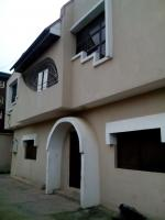 New Building 3 Bedroom Flat, Ago Palace, Isolo, Lagos, 3 Bedroom, 3 Toilets, 3 Baths Flat / Apartment For Rent