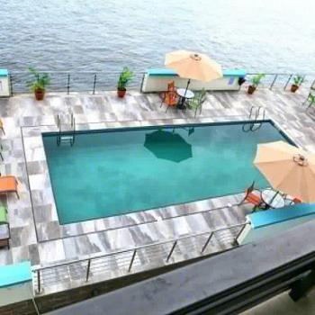 Luxury 2 Bedroom Waterfront Apartment, Ozumba Mbadiwe, Victoria Island (vi), Lagos, Flat Short Let