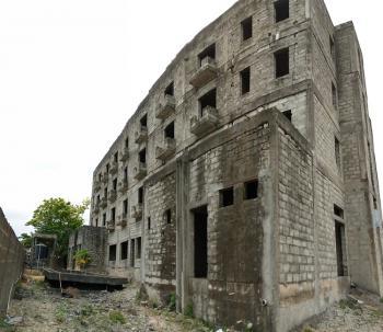 45 Rooms Hotel Building, Sangotedo, Ajah, Lagos, Hostel for Sale