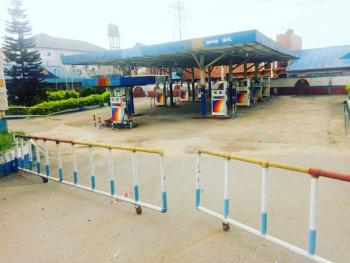 Filling Station with 7 Underground Tanks on 4 Plots of Land with Deed, G. U Akeh Road, Eliozu, Port Harcourt, Rivers, Filling Station for Sale