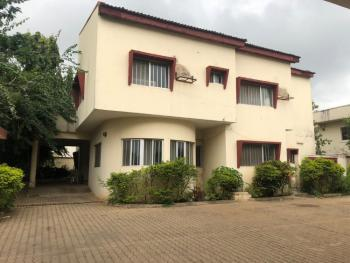 5 Bedroom Duplex with 2 Rooms Bq in a Commercial Environment, Not Far From The Catholic Church, Garki, Abuja, House for Rent