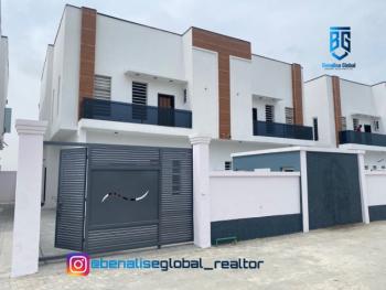 Newly Built 4 Bedroom Semi-detached Duplex, Ikota, Lekki Phase 2, Lekki, Lagos, Semi-detached Duplex for Sale