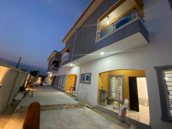 Brand New 4 Unit of 3 Bedroom Terrace Duplex, Behind Mayfair Garden Estate Awoyaya, Ajah, Lagos, Terraced Duplex for Rent