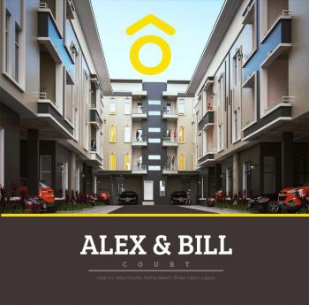Allex and Bill Terraces, Alpha Beach Road, Eti-osa Local Government Area, Lekki Expressway, Lekki, Lagos, Terraced Duplex for Sale