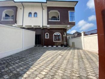 Well Finished 4 Bedroom Semi Detached Duplex with Bq, Ikota, Lekki, Lagos, Semi-detached Duplex for Sale