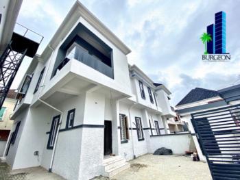 Brand New 4 Bedrooms +1bq Semi Detached Duplex, Lafiaji, Lekki, Lagos, Semi-detached Duplex for Sale