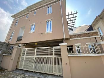 Lovely 4 Bedroom Semi Detached with Bq on Top Floor, Ikota, Lekki, Lagos, Semi-detached Duplex for Sale