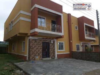 Brand New Luxury 4 Bedroom Semi-detached House., Kubwa, Abuja, Semi-detached Duplex for Sale