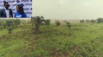 Land with Government Excision., Silver Park Estate Phase 1 Behind The Monastery Road, Sangotedo, Ajah, Lagos, Commercial Land for Sale