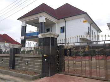 Newly Built 5 Bedroom Fully Detached Duplex, Mab Global Estate Off Idu Industrial Area After Ochacho, Idu Industrial, Abuja, Detached Duplex for Sale