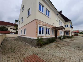 a Brand New Corner Piece Deal, Jabi, Abuja, Terraced Duplex for Sale