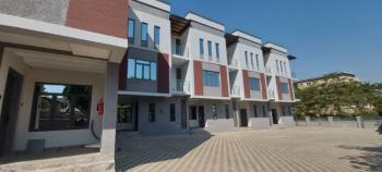 Beautifully Finished & Luxury 4 Bedrooms Terraced Duplex with Bq, Off Obafemi Awolowo Way, Jabi, Abuja, Terraced Duplex for Sale