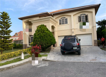 Fully Serviced 5 Bedroom Detached Duplex, Nicon Town, Ikate, Lekki, Lagos, Detached Duplex for Rent