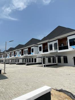 Well Built 4 Bedroom Semi Detached Duplex with Swimming Pool, 2nd Toll Gate, Lekki, Lagos, Semi-detached Duplex for Sale