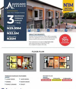 Luxury 3 Bedroom Terrace., Avocado Terrace Apartments., Gra, Isheri North, Lagos, Terraced Duplex for Sale