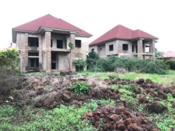 2 Units of Uncompleted 5 Bedroom Houses on 4 Plots, Opposite Trade Fair, Golf Estate, Gra, Enugu, Enugu, Detached Duplex for Sale
