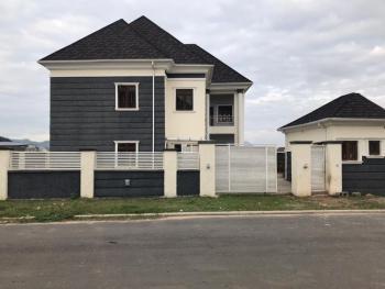 5 Bedroom Detached Duplex, Naval Quarters, Jahi, Abuja, Detached Duplex for Sale