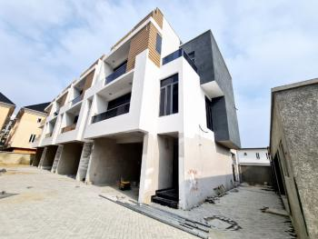 Luxury 4 Bedroom Terrace House with Bq, Ikate, Lekki, Lagos, Terraced Duplex for Sale