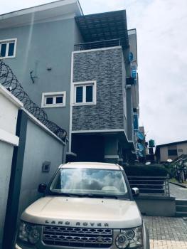 Executive Big  4 Bedrooms Terraced Duplex with Enough Parking Space, Adeniyi Jones, Ikeja, Lagos, Terraced Duplex for Sale