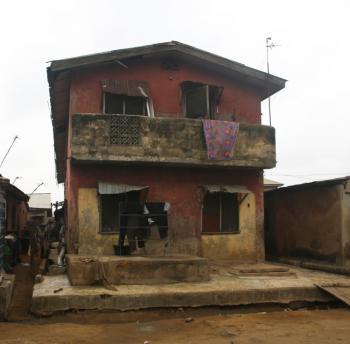 a Storey Building Comprises of Block of Flats, Alapere, Ketu, Lagos, Block of Flats for Sale