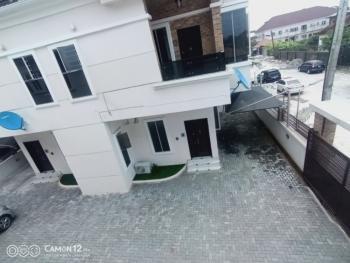Brand New Four Bedroom Semi Detached Duplex with Bq., Ologolo, Lekki, Lagos, Semi-detached Duplex for Sale
