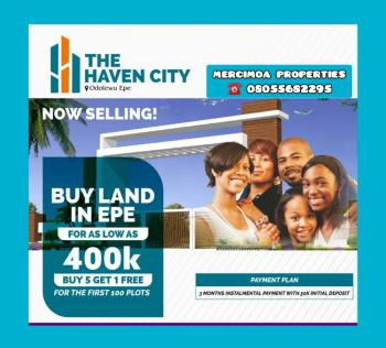 Nice Plot of Land Available, The Haven City, Odolewu., Ijebu North East, Ogun, Mixed-use Land for Sale
