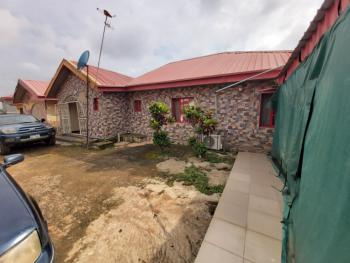 Well Built 3 Bedroom Bungalow., Off Idris Gidado Street., Wuye, Abuja, Semi-detached Bungalow for Sale