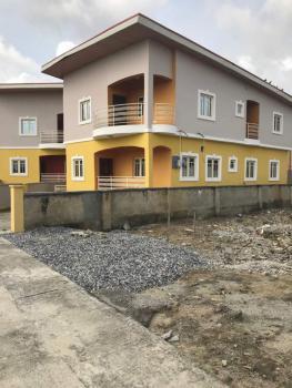3 Bedroom Terraces with 1 Room Bq, Oke Ira, Ajah, Lagos, Semi-detached Bungalow for Rent