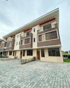 Beautiful Fully Serviced 4 Bedroom Terrace Duplex, Ikate Elegushi, Lekki, Lagos, Terraced Duplex for Rent