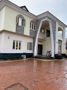 Exquisitely Finished New and Solid 5 Bedroom Duplex Sitting on a 750sqm, New Owerri, Owerri, Imo, House for Sale