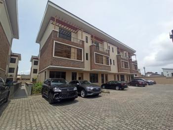 Luxury Four Bedroom Terrace House, Ikate Elegushi, Lekki, Lagos, Terraced Duplex for Rent