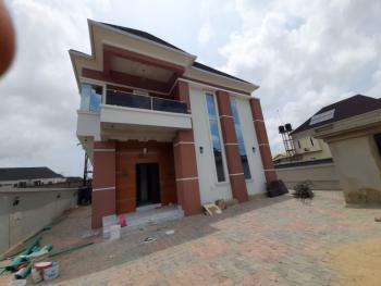 4 Bedroom Semi Detached Duplex with Bq, Thomas Estate, Ajah, Lagos, Semi-detached Duplex for Sale
