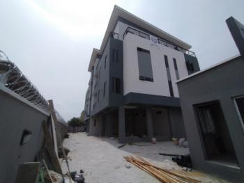 Newly Built 3 Bedrooms Flat & Bq, Lekki Phase 2, Lekki, Lagos, Flat for Rent