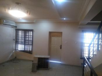 Majestic 3 Bedrooms Terraced Duplex with Bq Within a Serviced Estate, Wuye, Abuja, Terraced Duplex for Rent