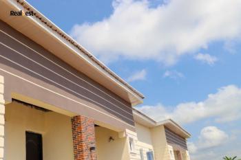 Newly Built 2 Bedroom Terrace Bungalow, Prime Plus Phase 1, Okegun, After Eleko Junction, Eleranigbe, Ibeju Lekki, Lagos, Semi-detached Bungalow for Sale