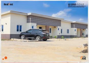 Luxury 2 Bedroom Terrace Bungalow, Lead Avenue, Bluestone Garden City, Very Close to Rccg Redemption Camp, Mowe Ofada, Ogun, Terraced Bungalow for Sale