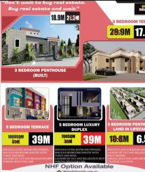Estate Plots of Lands, Lifecamp, Kafe, Abuja, Residential Land for Sale