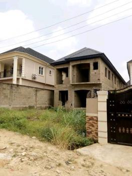 Block of 4 Flat of 2 Bedroom on Half Plot. 70% Complete, Kay-farm Estate, Fagba, Agege, Lagos, Block of Flats for Sale