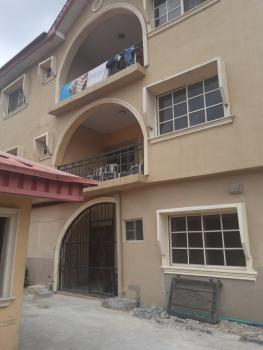 Upstair 2 Bedroom Flat in an Estate, By Co Operative Villa, Badore, Ajah, Lagos, Flat / Apartment for Rent