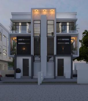 Off Plan Brand New Fully Fitted 5 Bedroom Semi Detached House and a Bq, Parkview, Ikoyi, Lagos, Semi-detached Duplex for Sale