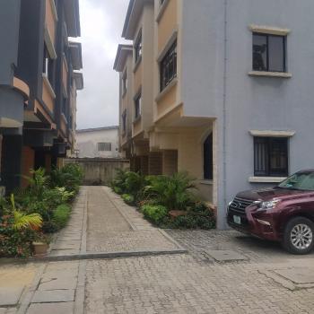 Luxury 4 Bedroom Townhouse, Louis Solomon Close Off Ahmadu Bello Way., Victoria Island Extension, Victoria Island (vi), Lagos, Terraced Duplex for Rent