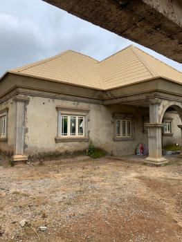 3 Bedroom Fully Detached Bungalow Carcass, Sahara Estate, Lokogoma District, Abuja, House for Sale