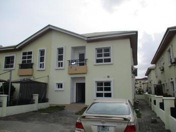 4 Bedroom Semi Detached Duplex with 1 Bq, Friends Colony Estate, Agungi, Lekki, Lagos, Semi-detached Duplex for Sale