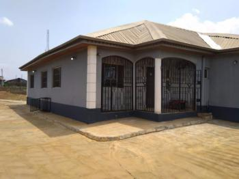 a Very Lovely & Massively Built Bungalow on 2 Plots, Odogunyan, Ikorodu, Lagos, Detached Bungalow for Sale