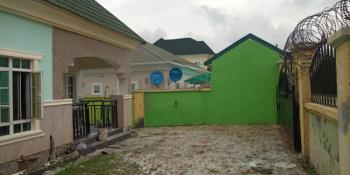 Well Renovated 3 Bedroom Bungalow with 2 Rooms Bq, Prince and Princess Estate, Kaura, Abuja, Detached Bungalow for Rent